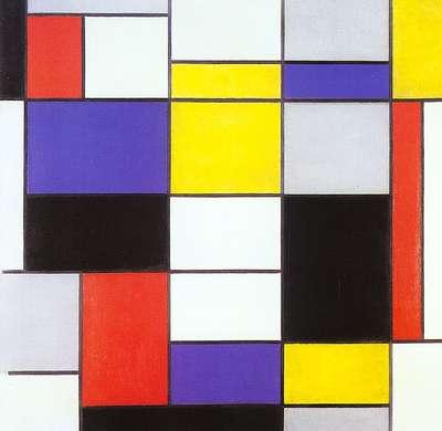Pieter Cornelis Piet Mondrian Database Of Digital Art